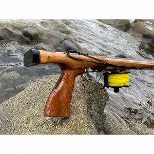 Epsealon Tsunami DS Wooden Speargun