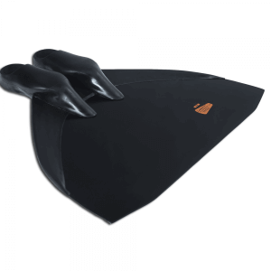 Leaderfins Hyper Monofin with Neoprene socks