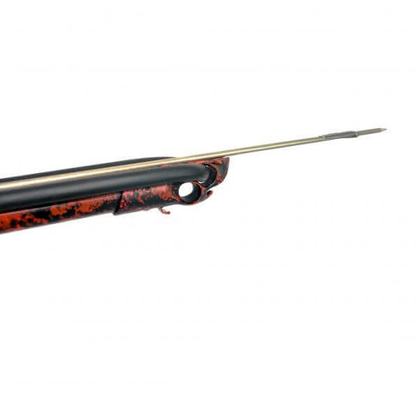 Picasso Cobra Rail Light Red Camo Speargun front