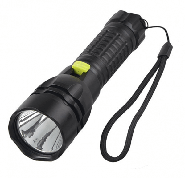 Picasso Star LED Rechargeable Torch