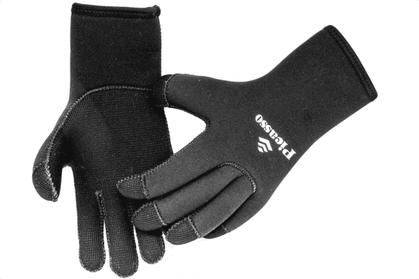 Picasso Supratex Gloves Black 3mm