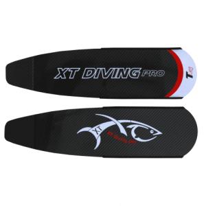 XT Diving Pro Carbon Blades T4