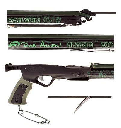 rob allen sparid speargun