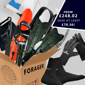 Spearfishing gear forager package