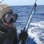 Spearfishing on Ascension Island